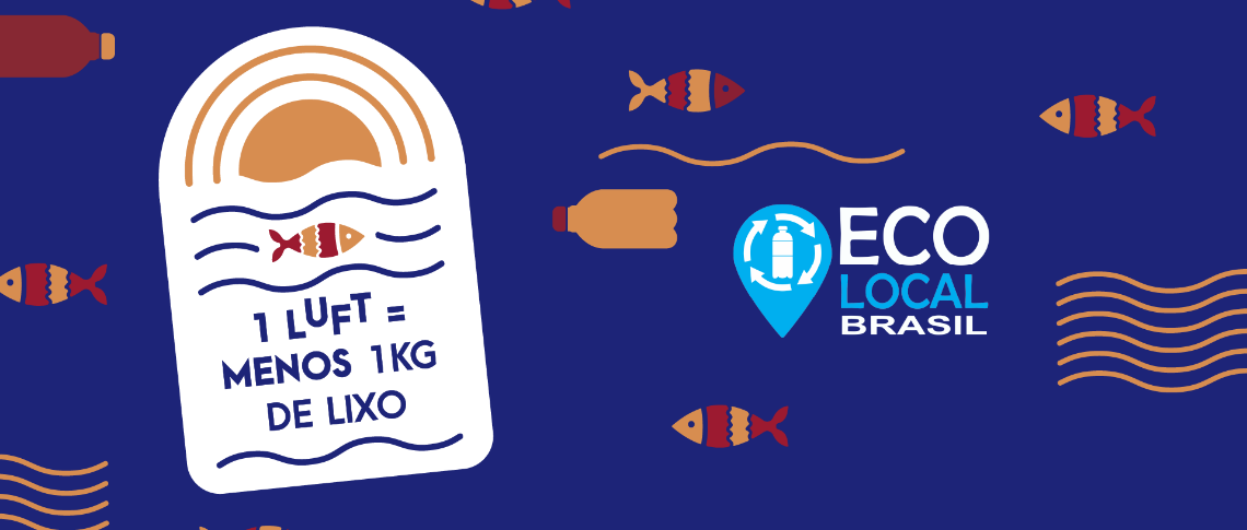 Banner - 1 kg LIXO