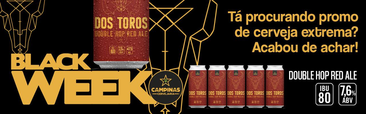 Black Week Cervejaria Campinas 2020