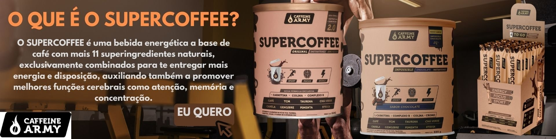 Linha supercoffee