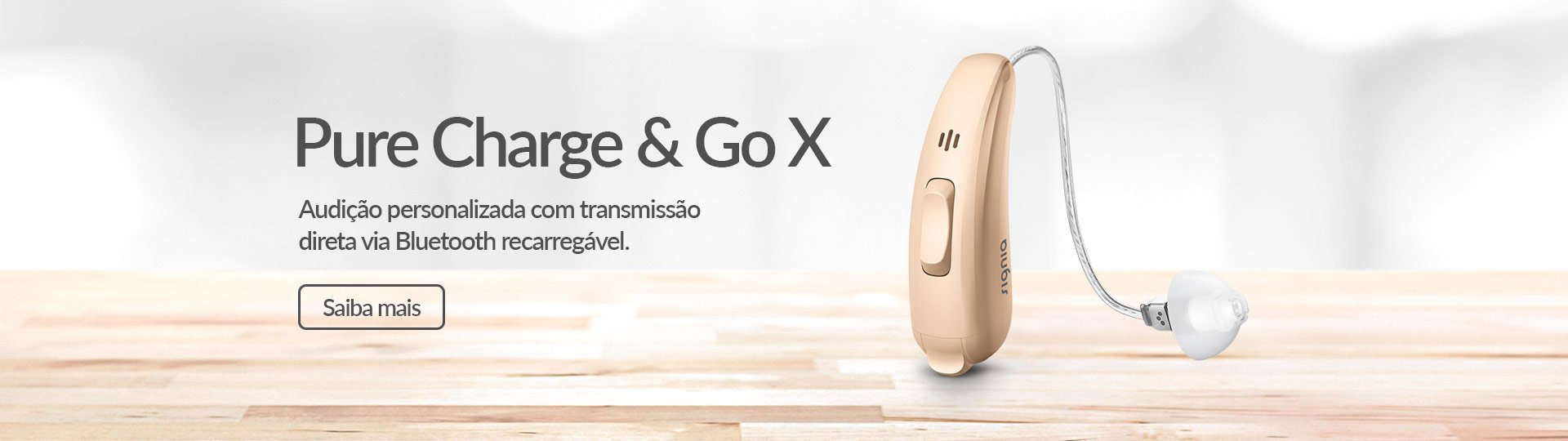Pure Charge & Go X