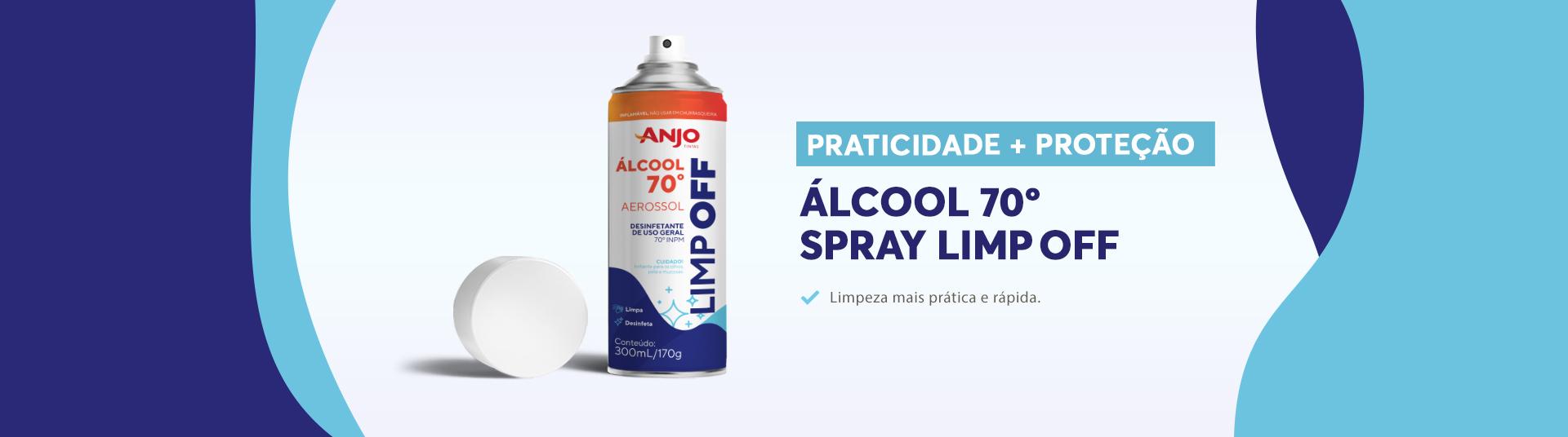 Alcool Aerossol