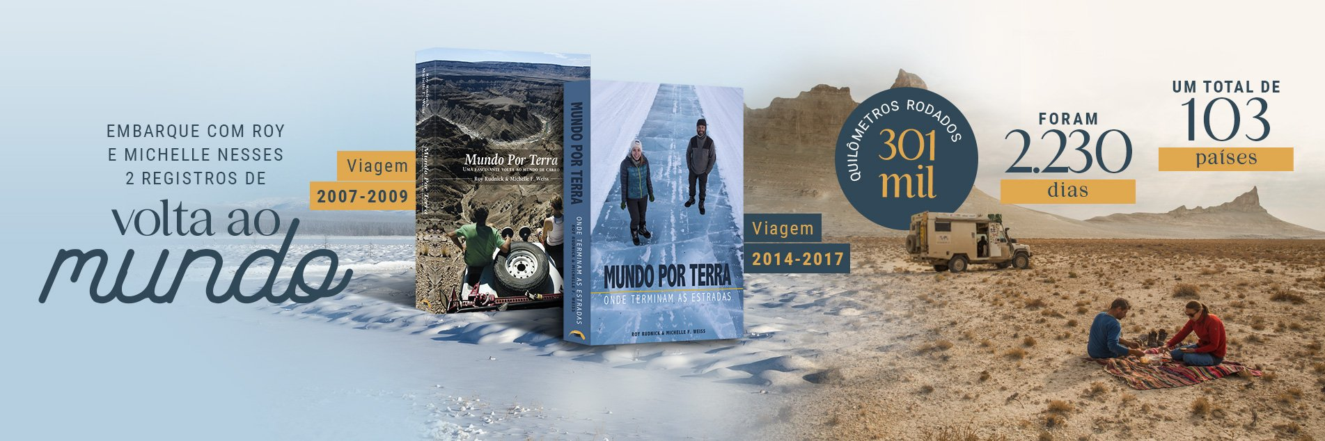 banner 2 livros