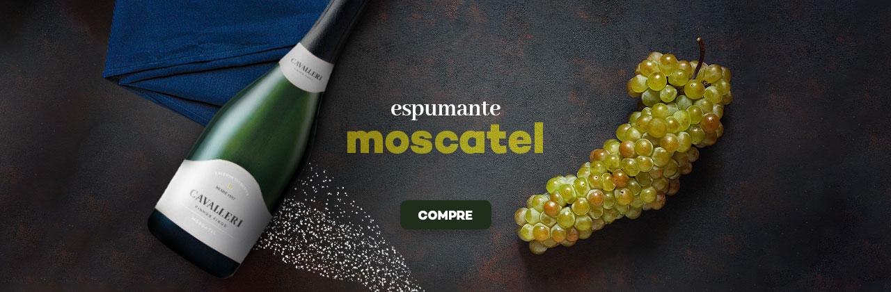 Espumante Moscatel