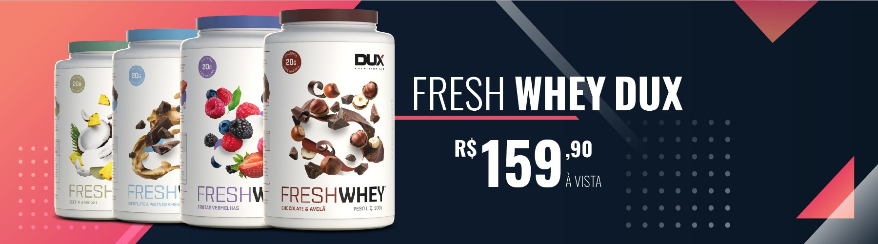 Fresh Whey Dux
