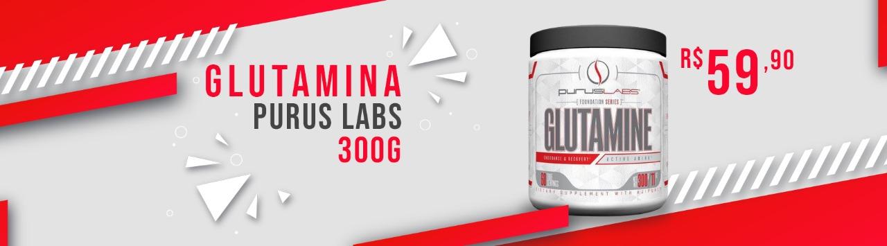 Glutamina Purus Labs