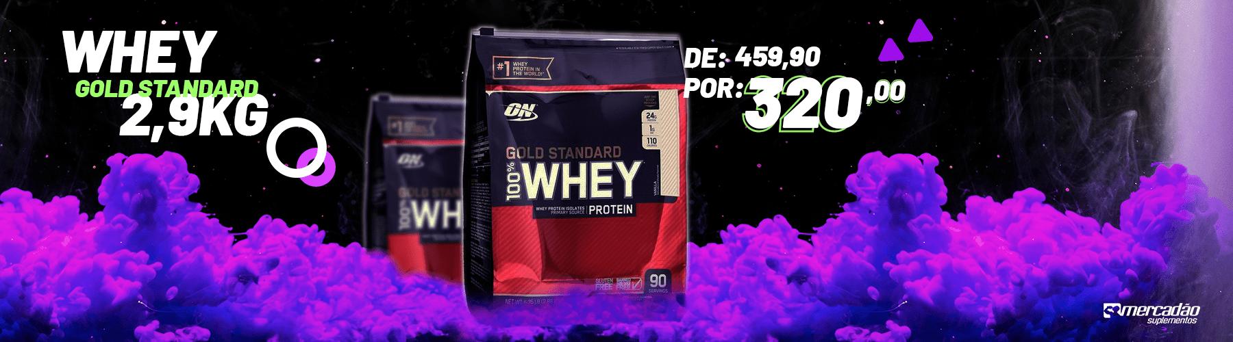 100% Whey REFIL 2,9kg