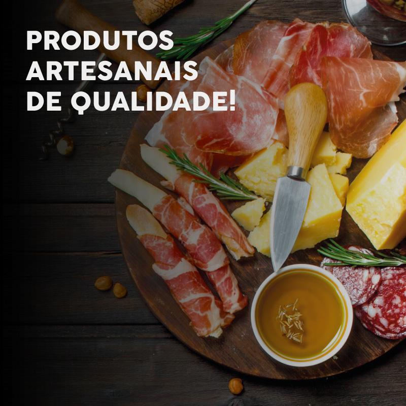 Produtos Artesanais de Qualidade! -Mobile