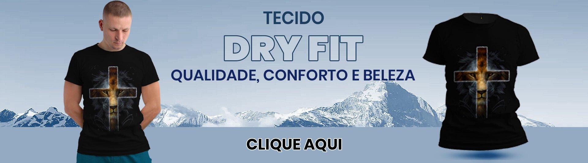 Tecido Dry Fit