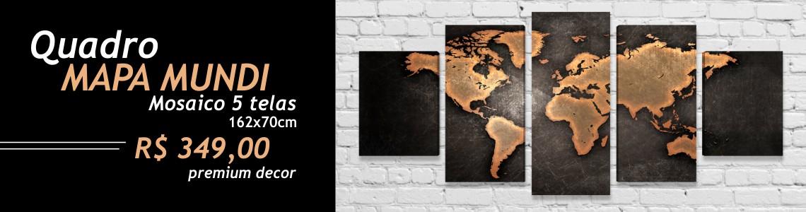 Banner Mapa Mundi