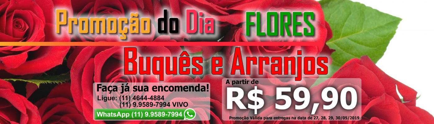 Promoção de Flores