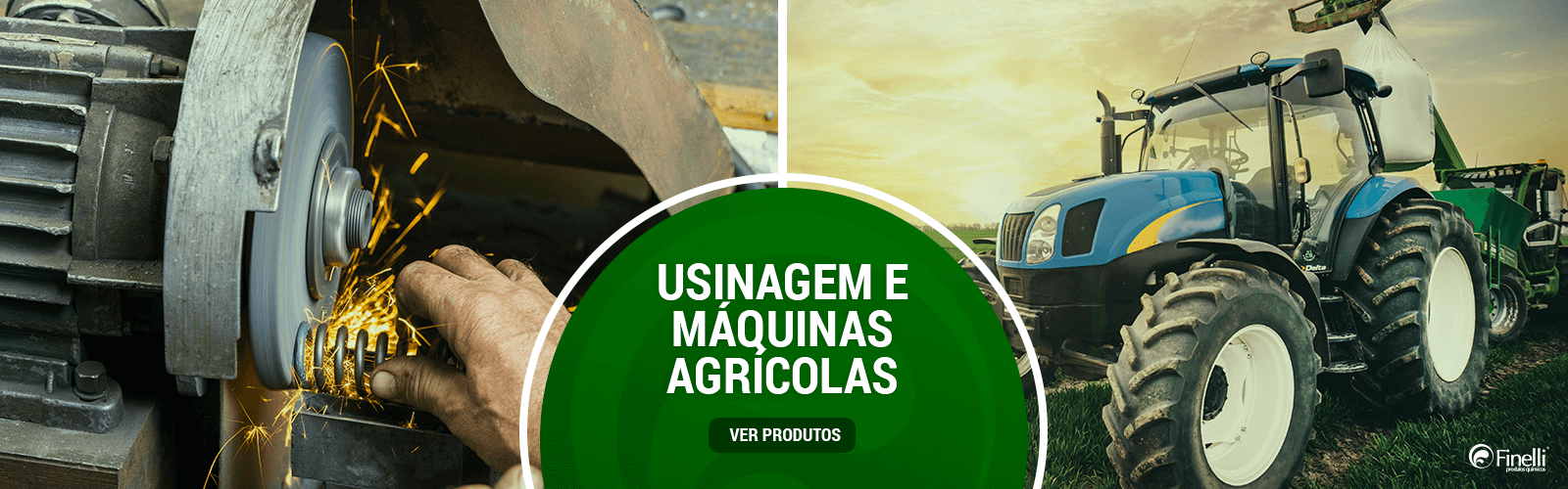 Usinagem e Agricola