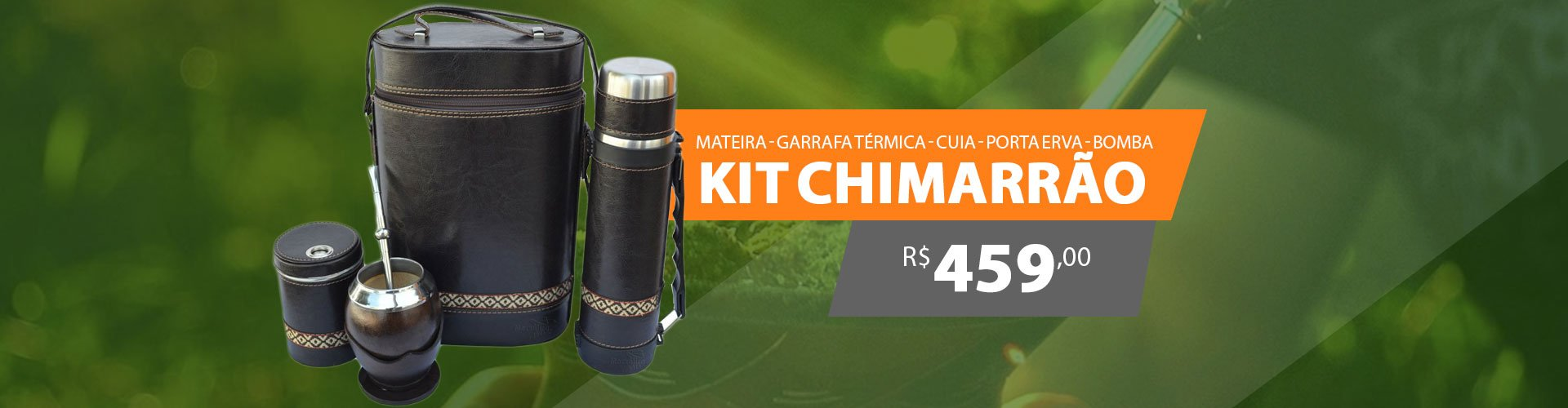 Kit Chimarrão