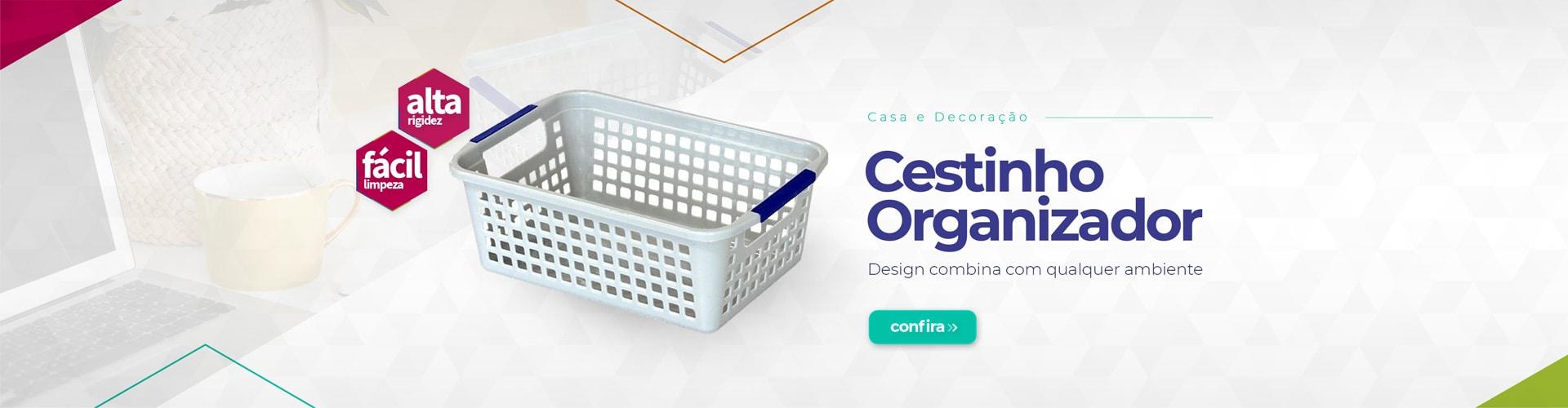 Cestinho Organizador