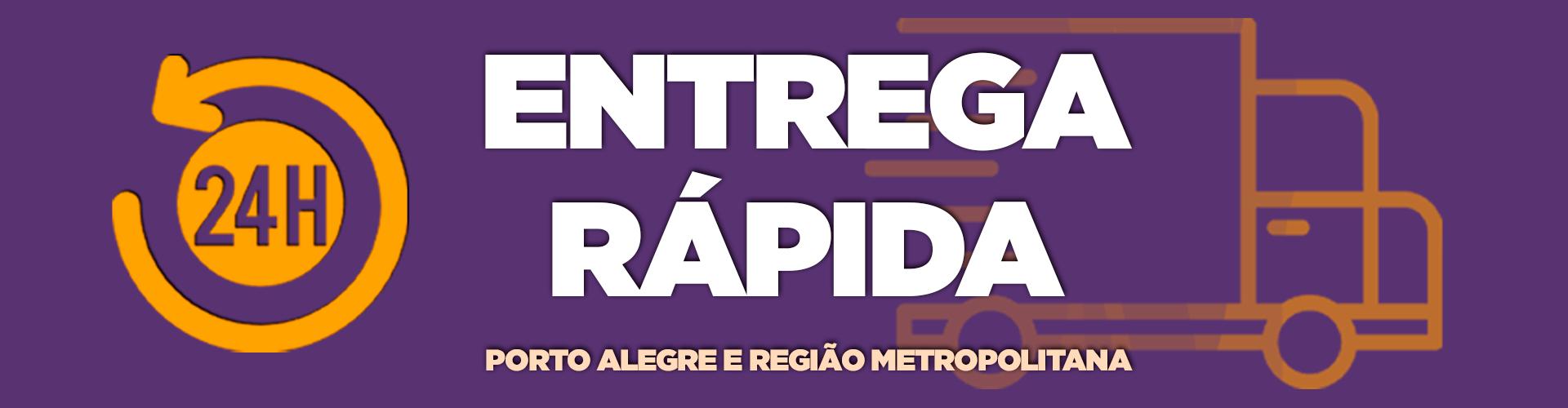 Banner Entrega Rápida