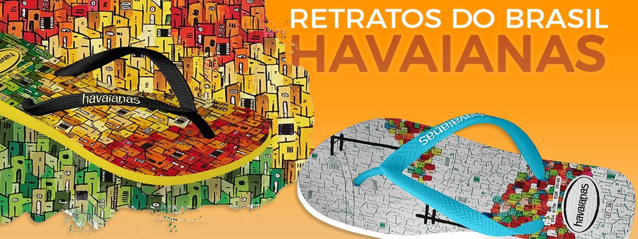 Banner Havaianas