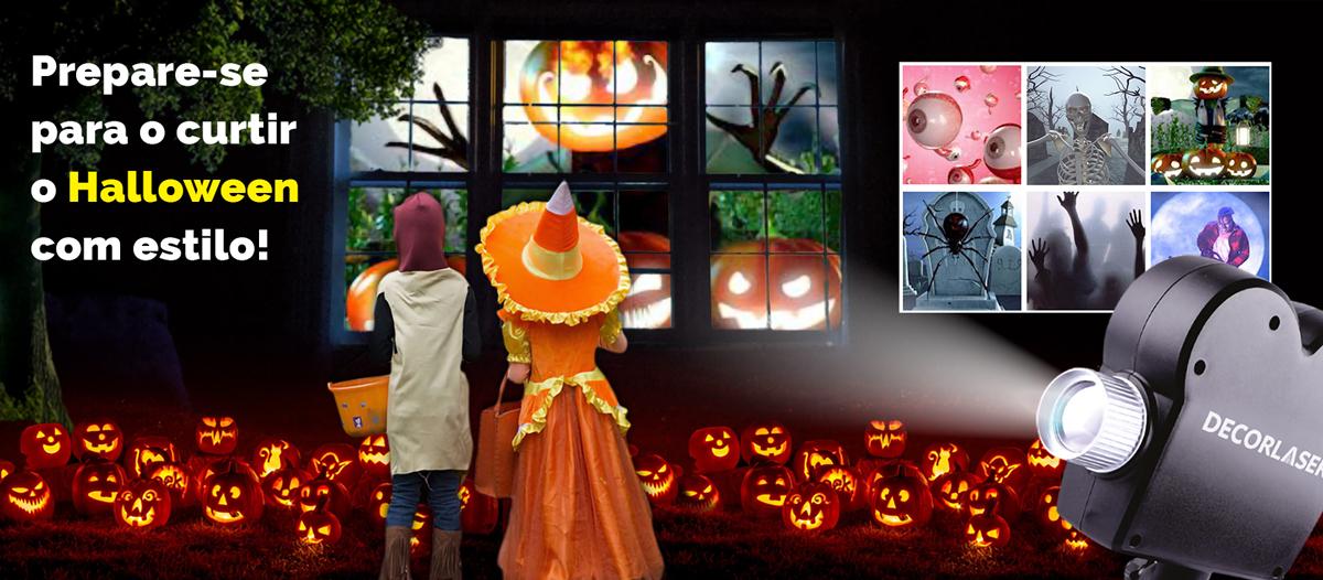 Halloween - Window Magic