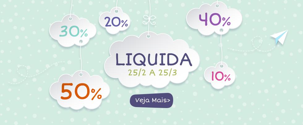 Banner Liquidação