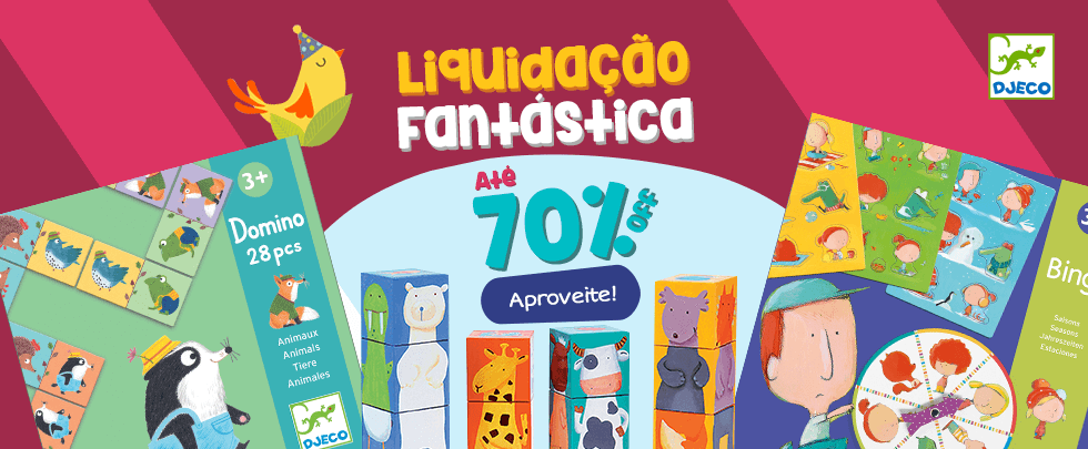 Banner Liquidação Final