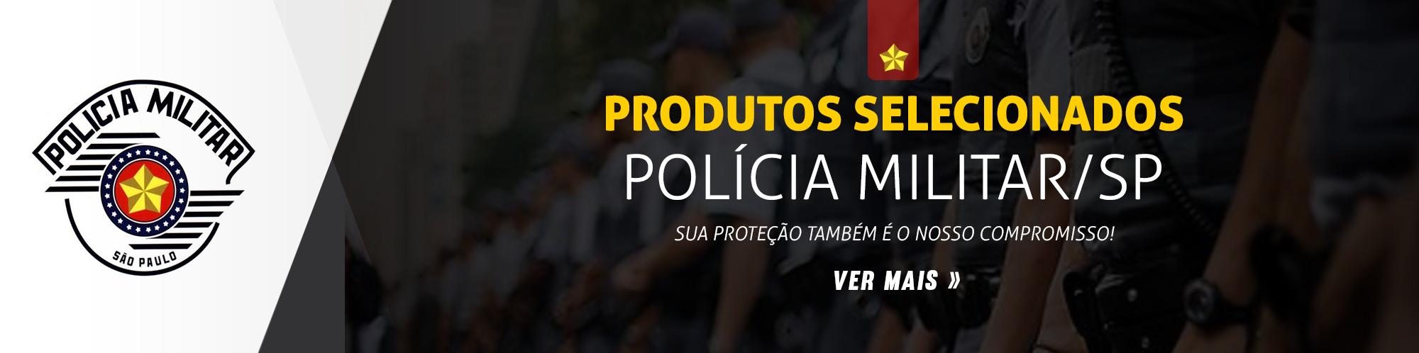 Banner Polícia Militar