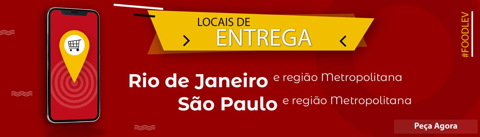 Locais Entrega