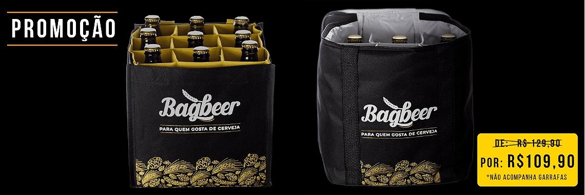 Kit Bagbeer Térmica + Bagbeer Engradado