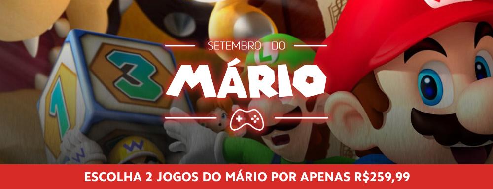 Promo Mês do Mario