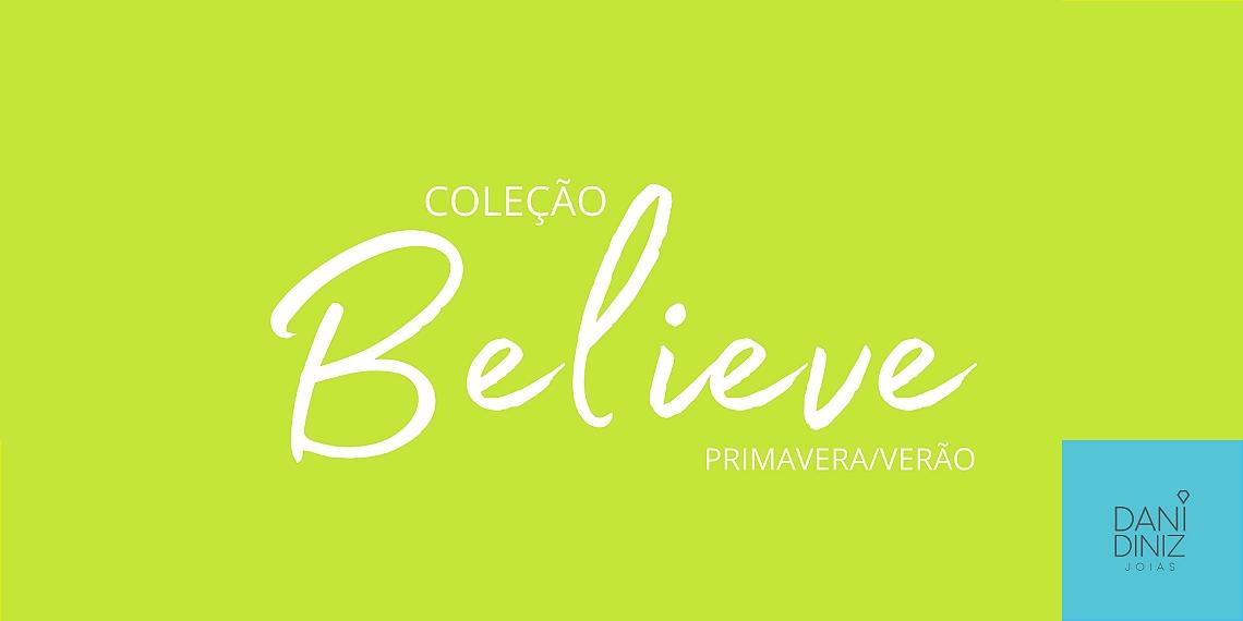 Coleção Believe Lima