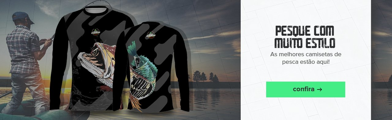 Camiseta de Pesca