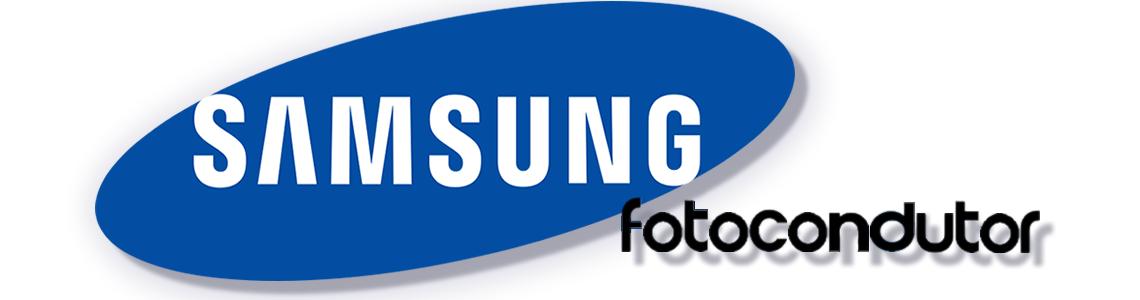 Samsung Fotocondutor Banner