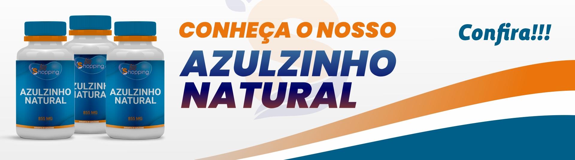 AZULZINHO NATURAL
