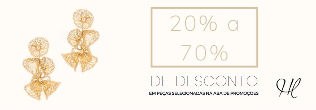 Outlet 20% a 70% off