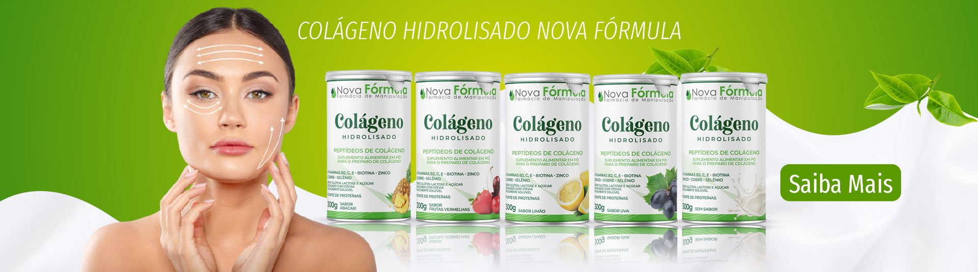Colágeno Nova Fórmula