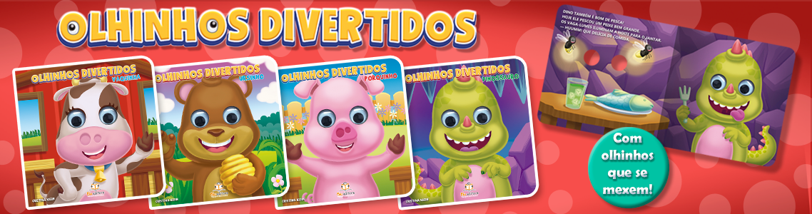 Olhinhos Divertidos Full