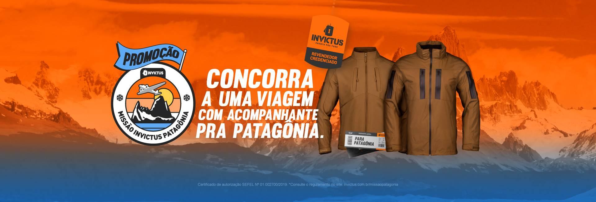 Campanha Missão Patagônia