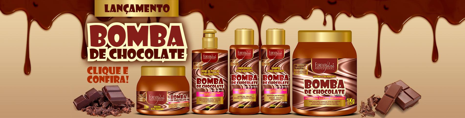 Banner Marca - Bomba de Chocolate