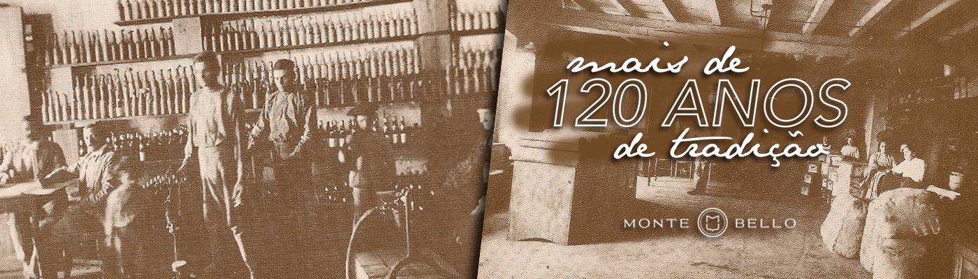 120 anos de história