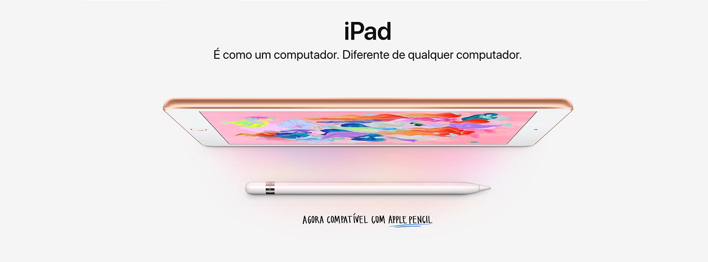 iPad 6ª Geração
