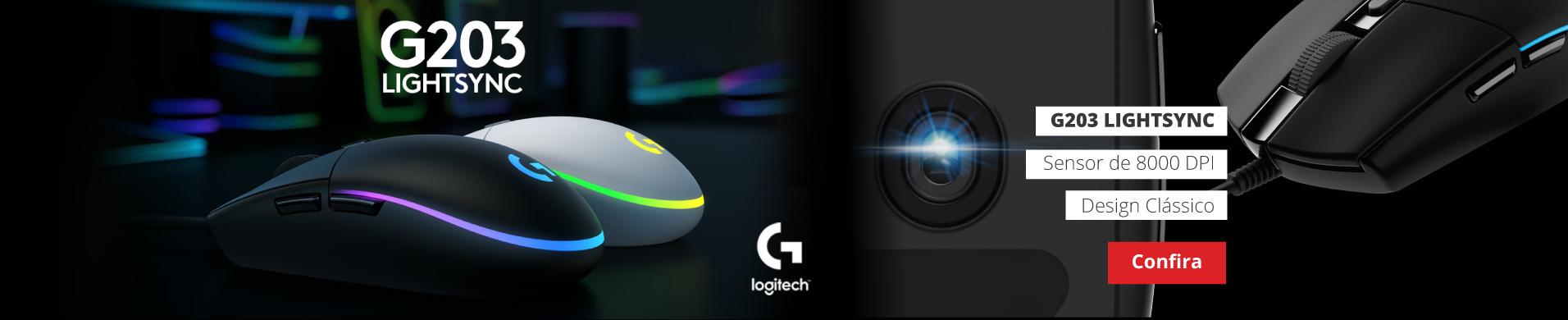 Mouse G203 Logitech