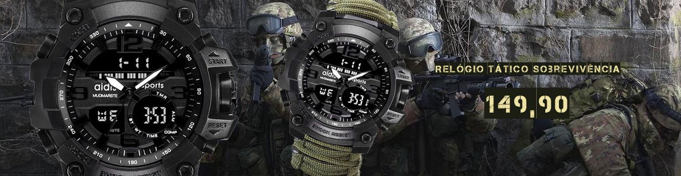 Relógios Taticos