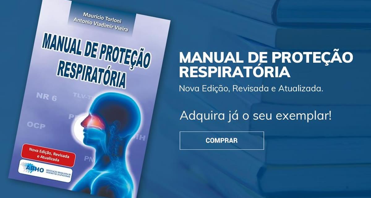 Manual Proteção Respiratória