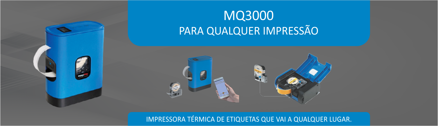 IMPRESSORA DE ETIQUETA MQ3000