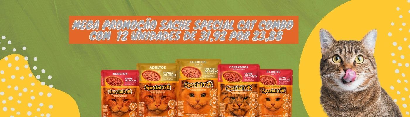 promoção sache special cat