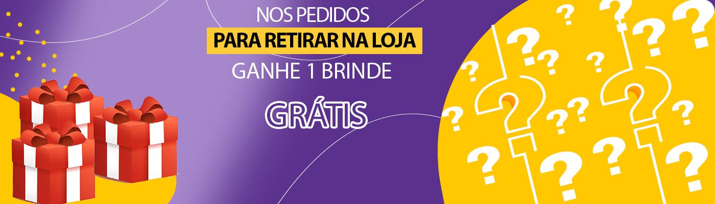 Banner Brinde Grátis