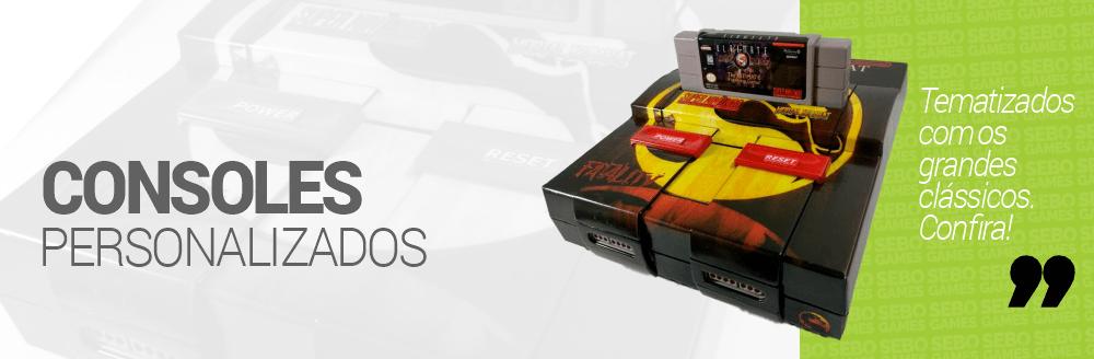 Consoles Personalizados