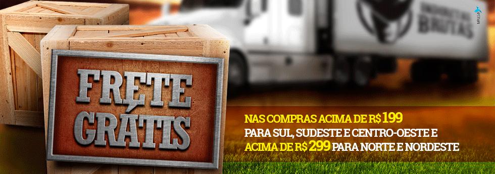 Frete Grátis - Regiões Set/17