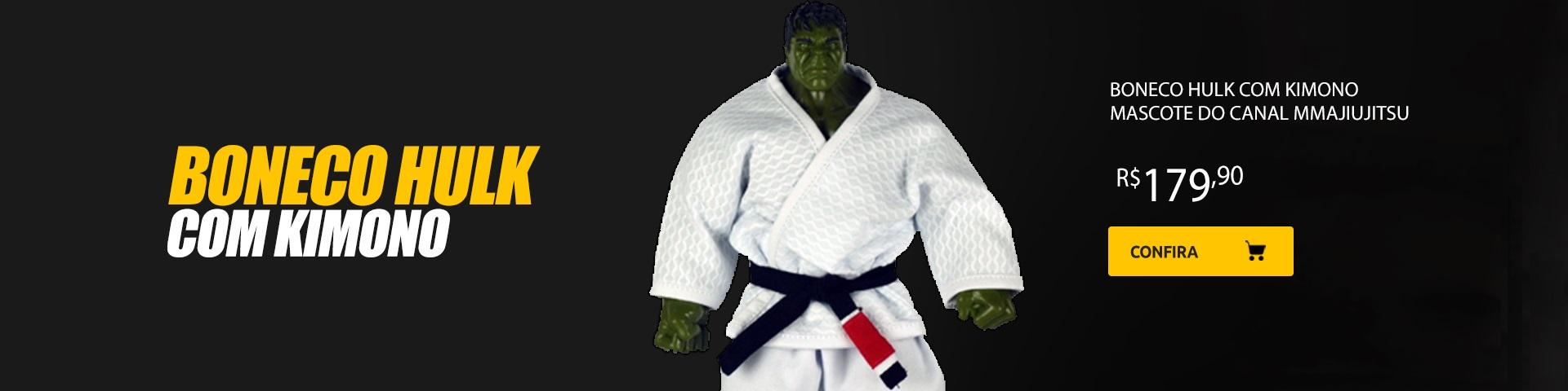 Hulk com kimono