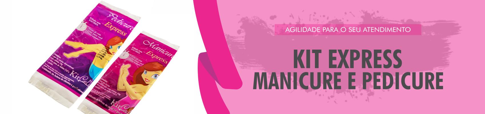 KIT EXPRESS DUO MANICURE/PEDICURE