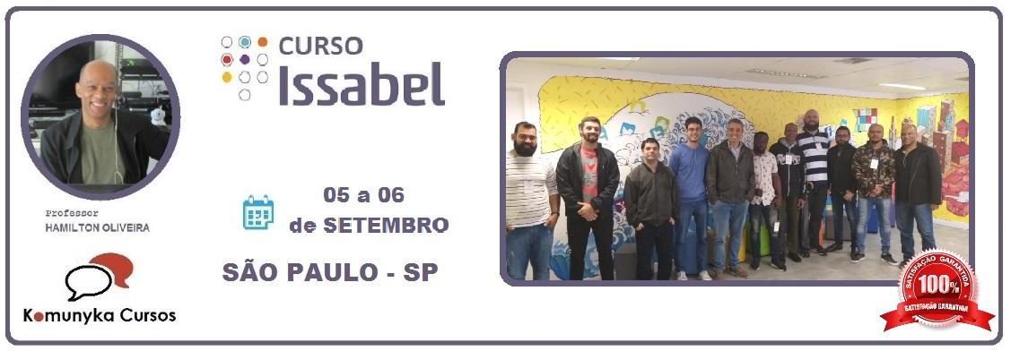 Curso de Issabel PBX IP na Prática em  São Paulo - SP - 4ª Turma
