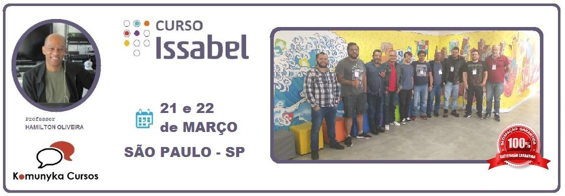 Curso de Issabel PBX IP na Prática em São Paulo - SP - 2ª Turma