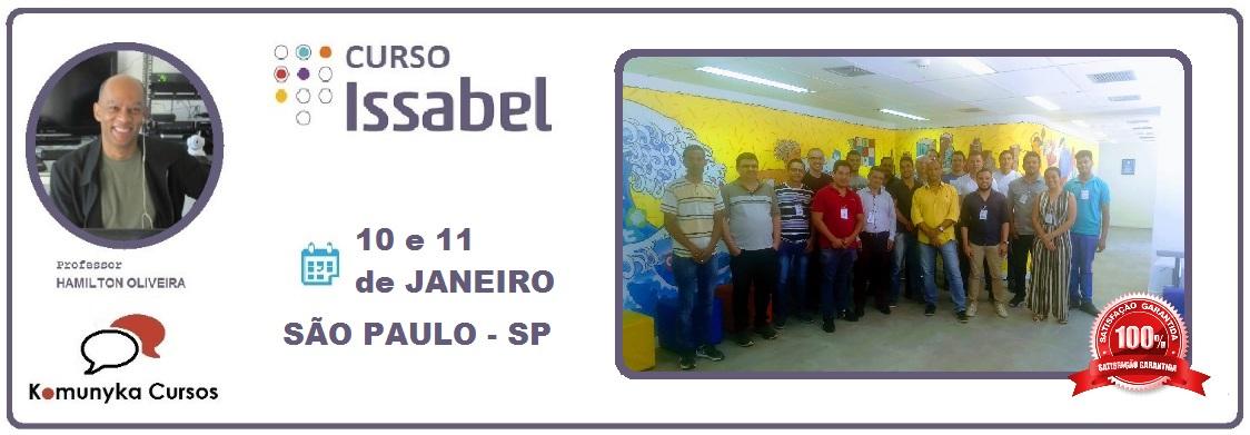 Curso de Issabel PBX IP na Prática em São Paulo - SP - 1ª Turma